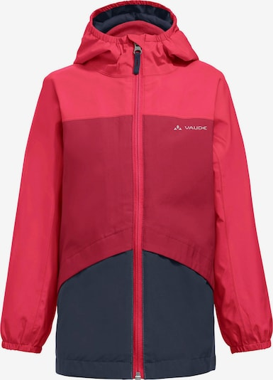 VAUDE Outdoorjacke 'Escape' in navy / pink / himbeer, Produktansicht