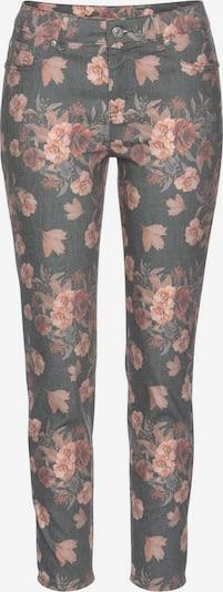LASCANA Hose in grau / rosa, Produktansicht
