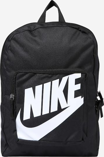 Nike Sportswear Mochila en negro / blanco, Vista del producto