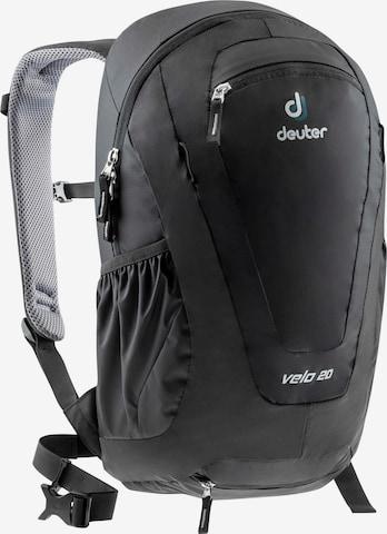 DEUTER Backpack 'Velo 20' in Black