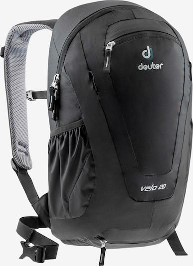 DEUTER Fahrradrucksack 'Velo 20' in schwarz, Produktansicht