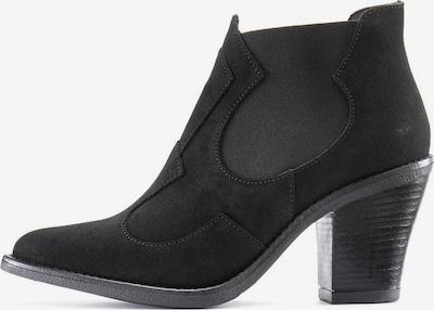 LASCANA Chelsea Boots en noir, Vue avec produit