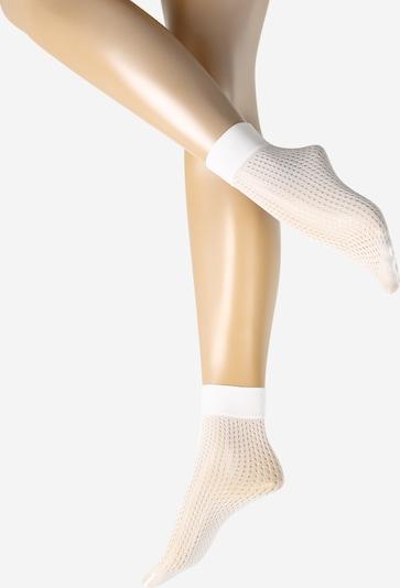 Wolford Socken 'Lauren' in weiß, Produktansicht