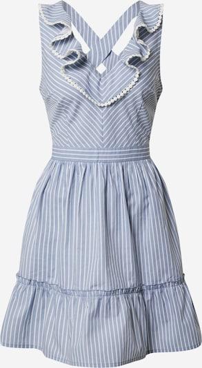 Rut & Circle Letní šaty 'ZOE' - světlemodrá / bílá, Produkt