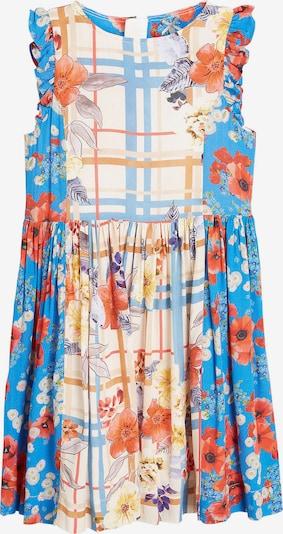NEXT Kleid in himmelblau / mischfarben, Produktansicht