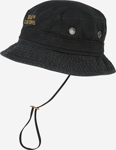 DEUS EX MACHINA Hut 'Fisher Bucket' in schwarz, Produktansicht