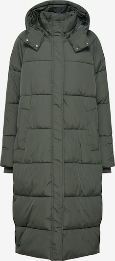 Žieminis paltas 'Ela Slit' iš mbym , spalva - rusvai žalia, Prekių apžvalga