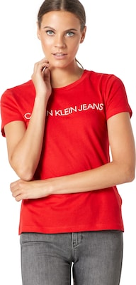 Calvin Klein Jeans T-Shirt 'INSTITUTIONAL LOGO'