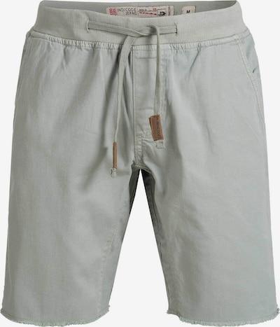 INDICODE JEANS Pantalon 'Carver' en gris clair, Vue avec produit
