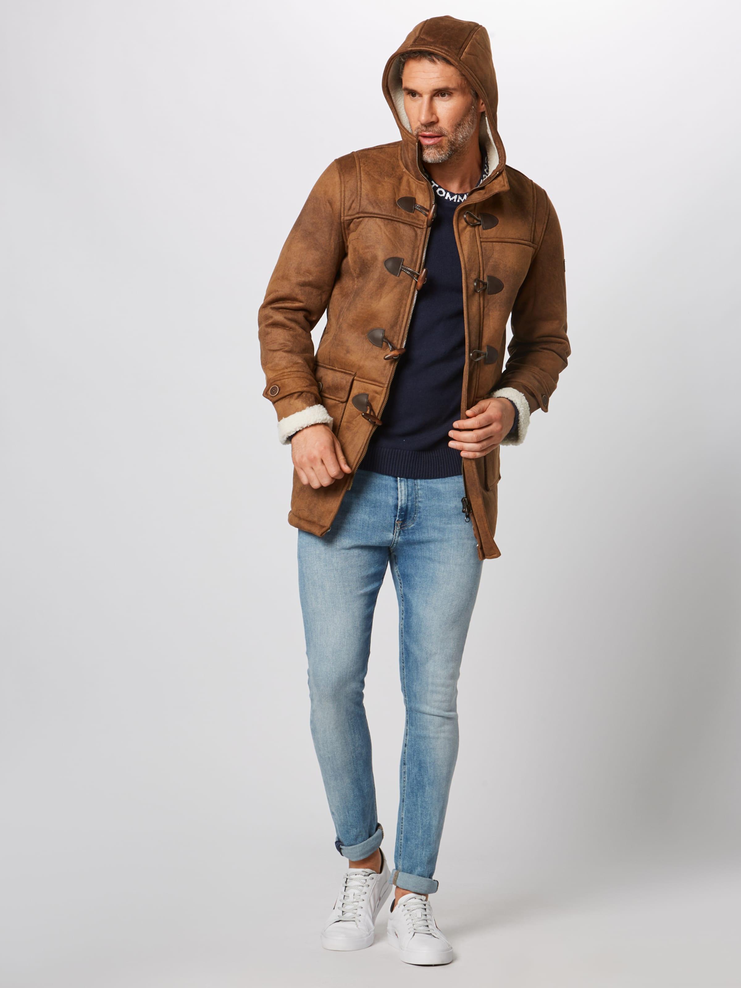 Jeans Mantel Braun Indicode Indicode In W2DEeHY9I