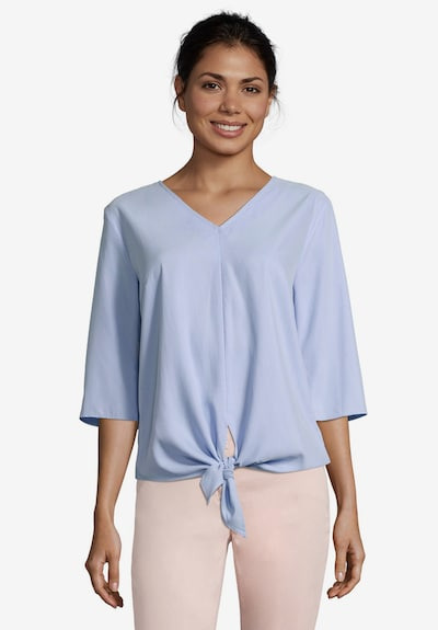 Betty Barclay Bluse in hellblau: Frontalansicht