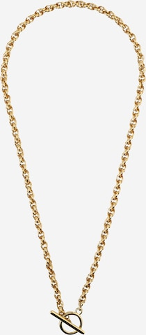 OreliaLančić 'Chunky bar necklace' - zlatna boja