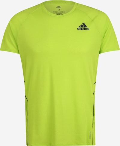 ADIDAS PERFORMANCE Koszulka funkcyjna w kolorze neonowa zieleń / czarnym, Podgląd produktu