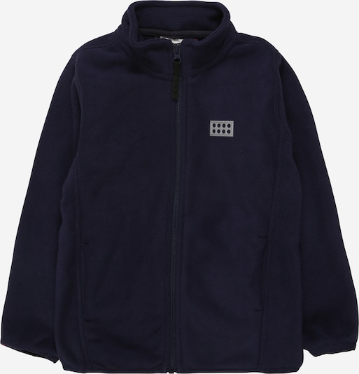 LEGO WEAR Fleece jas in de kleur Navy, Productweergave