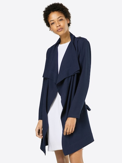 OBJECT Übergangsmantel 'OBJAnnlee' in nachtblau, Modelansicht