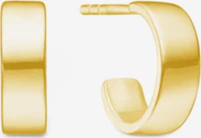 ID Fine Náušnice 'Chunky Mini ' - zlatá, Produkt