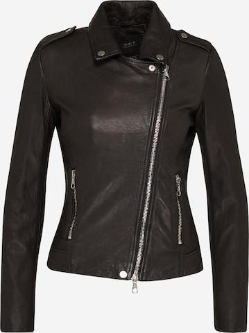 SET Between-Season Jacket 'Tyler' in Black