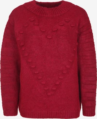 miss goodlife Strickpullover in rot, Produktansicht