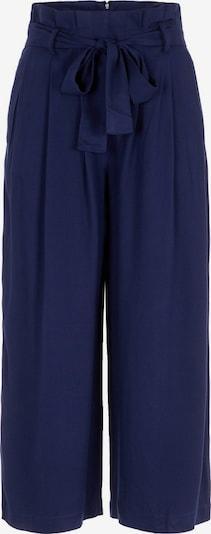 PIECES Culottes in blau, Produktansicht