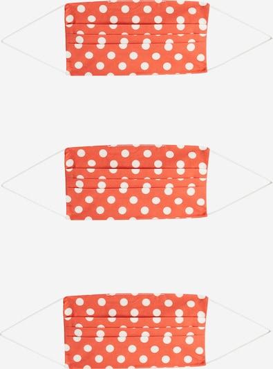 sötét narancssárga / fehér ONLY Szövetmaszk '3er Pack ONLCOMMUNITY', Termék nézet