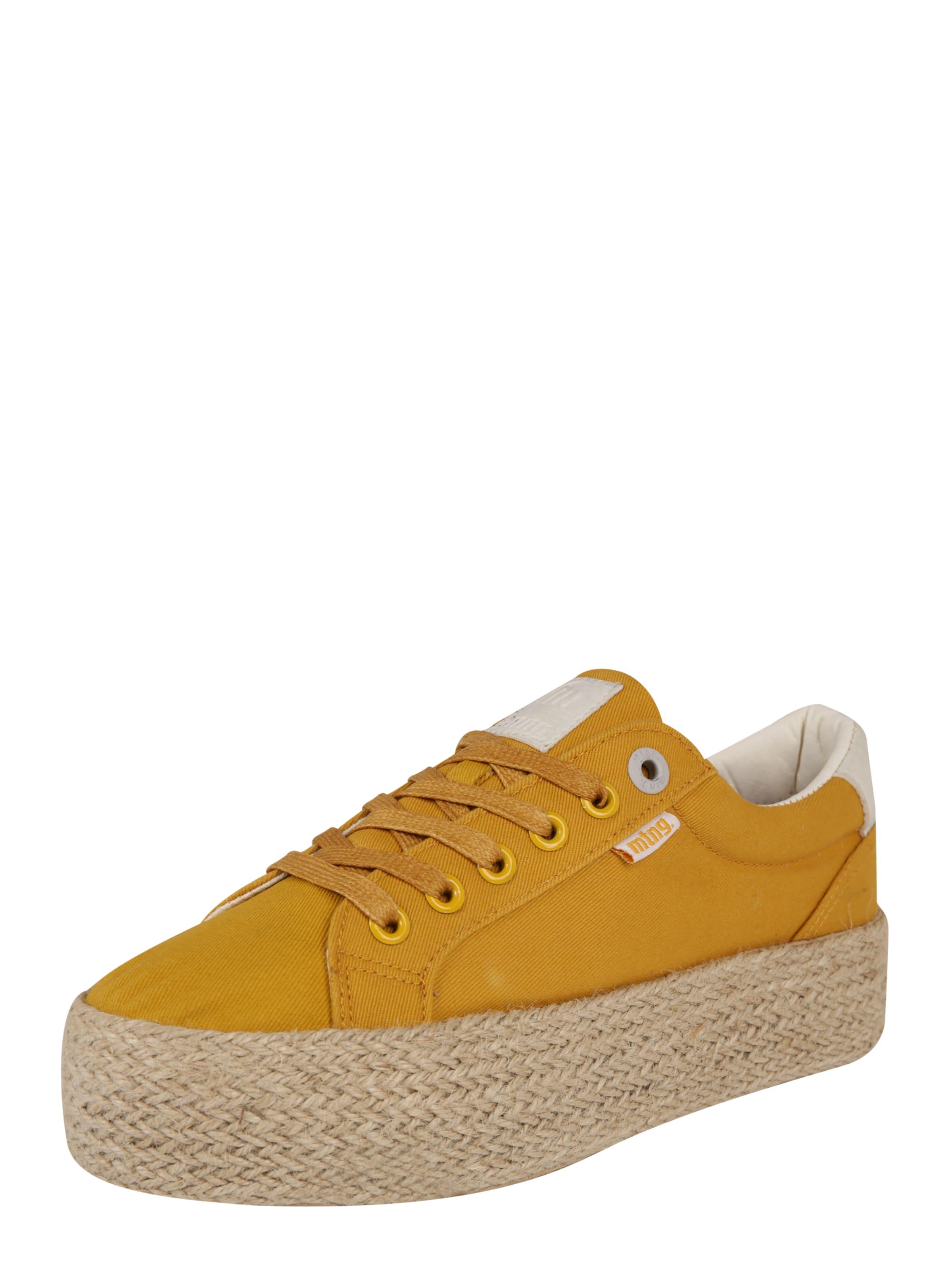 Mtng Moutarde Baskets 'wanda' Basses En E9eDHWY2Ib