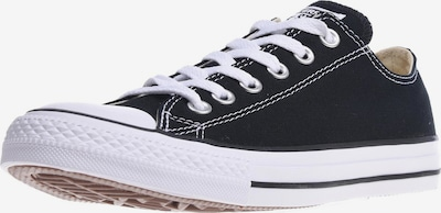 CONVERSE Sneakers laag 'Chuck Taylor All Star Ox' in de kleur Zwart / Wit, Productweergave