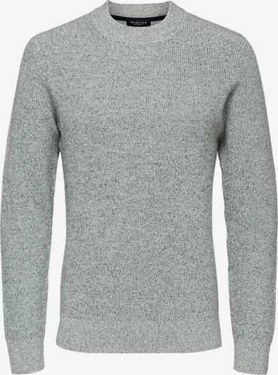 SELECTED HOMME Pull-over en gris chiné, Vue avec produit