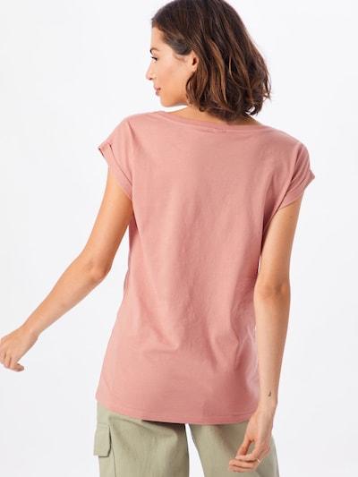 Iriedaily T-shirt 'Skateowl 2' en pêche / homard: Vue de dos