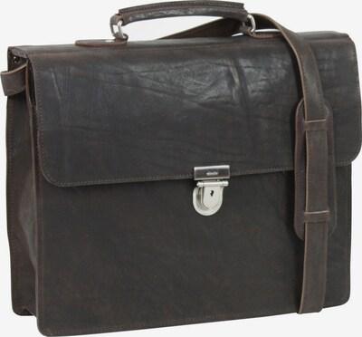 LEONHARD HEYDEN Aktentasche 'Grenoble' in kastanienbraun, Produktansicht