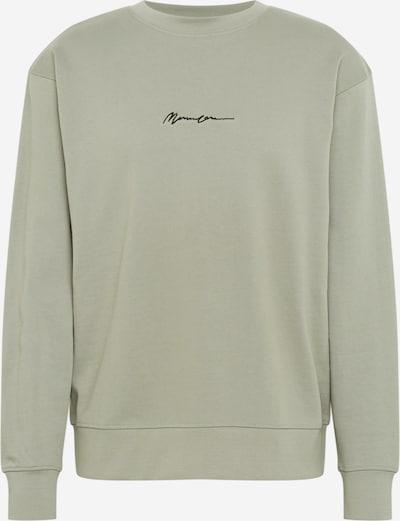 Mennace Sweatshirt in greige, Produktansicht