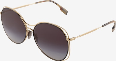 BURBERRY Sunglasses in Light brown / Black, Item view