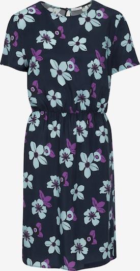SEIDENSTICKER Kleid 'Schwarze Rose' in pastellblau / dunkelblau / orchidee, Produktansicht