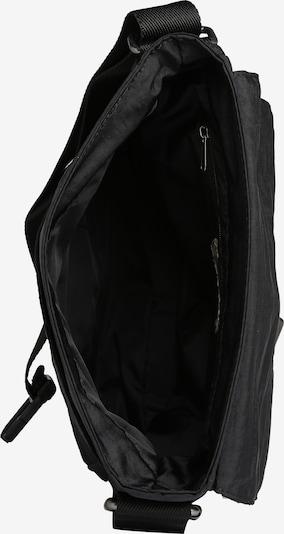 CAMEL ACTIVE Crossbody bag 'Journey' in Black: Top view