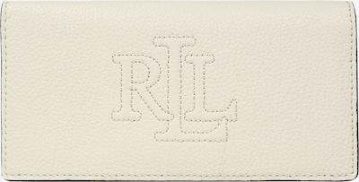 Lauren Ralph Lauren Portemonnee in de kleur Crème, Productweergave