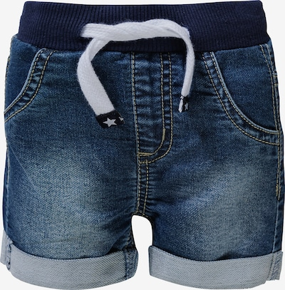 SALT AND PEPPER Jeansshorts , Organic Cotton in blau, Produktansicht