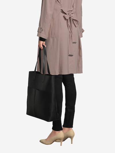 ABOUT YOU Shopper 'Helen' in Black: Frontal view