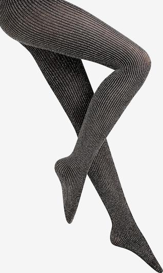 Wolford Cienkie rajstopy 'Dora Tights' w kolorze czarny / srebrnym, Podgląd produktu
