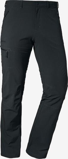 Schöffel Outdoor hlače 'Pants Koper1' | črna barva, Prikaz izdelka