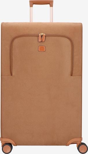 Bric's Trolley in braun / orange, Produktansicht