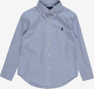 POLO RALPH LAUREN Hemd in blau / weiß, Produktansicht