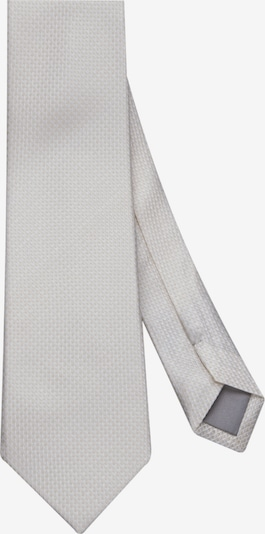 Jacques Britt Krawatte ' Custom Fit ' in hellgrau, Produktansicht