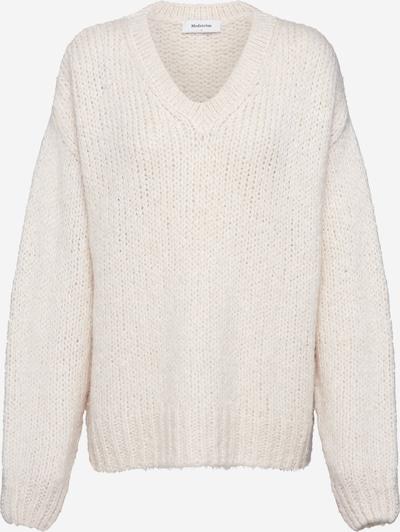 modström Trui 'Valentia' in de kleur Wit, Productweergave