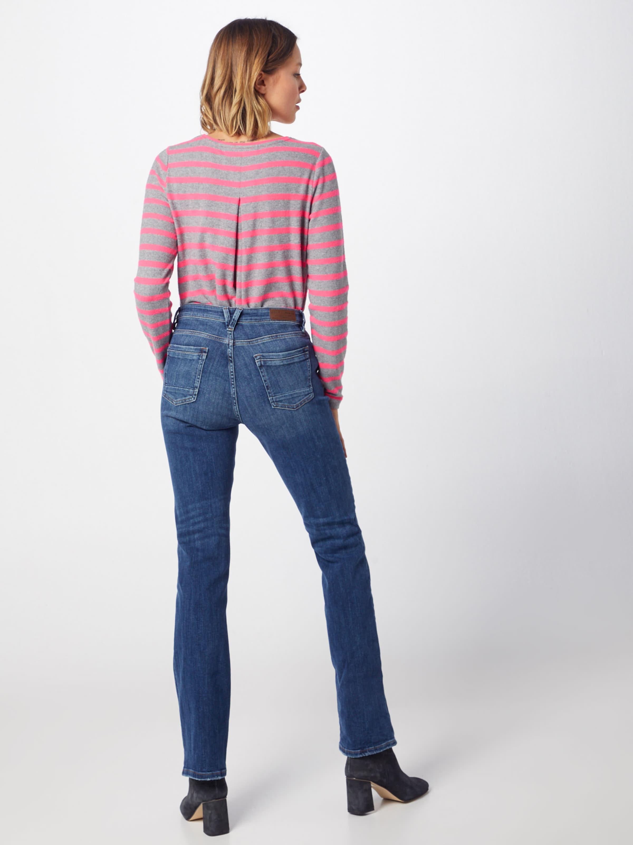 ESPRIT Jeans 'OCS MR Bootcut' i blå denim