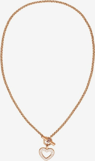 TOMMY HILFIGER Kette 'Classic Signature' in rosegold, Produktansicht