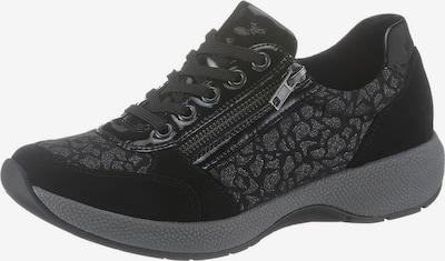 REMONTE Sneaker in dunkelgrau / schwarz, Produktansicht