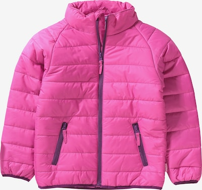 PLAYSHOES Übergangsjacke in pink, Produktansicht