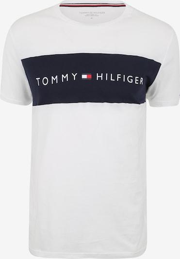 Tommy Hilfiger Underwear Schlafshirt in schwarz / weiß, Produktansicht