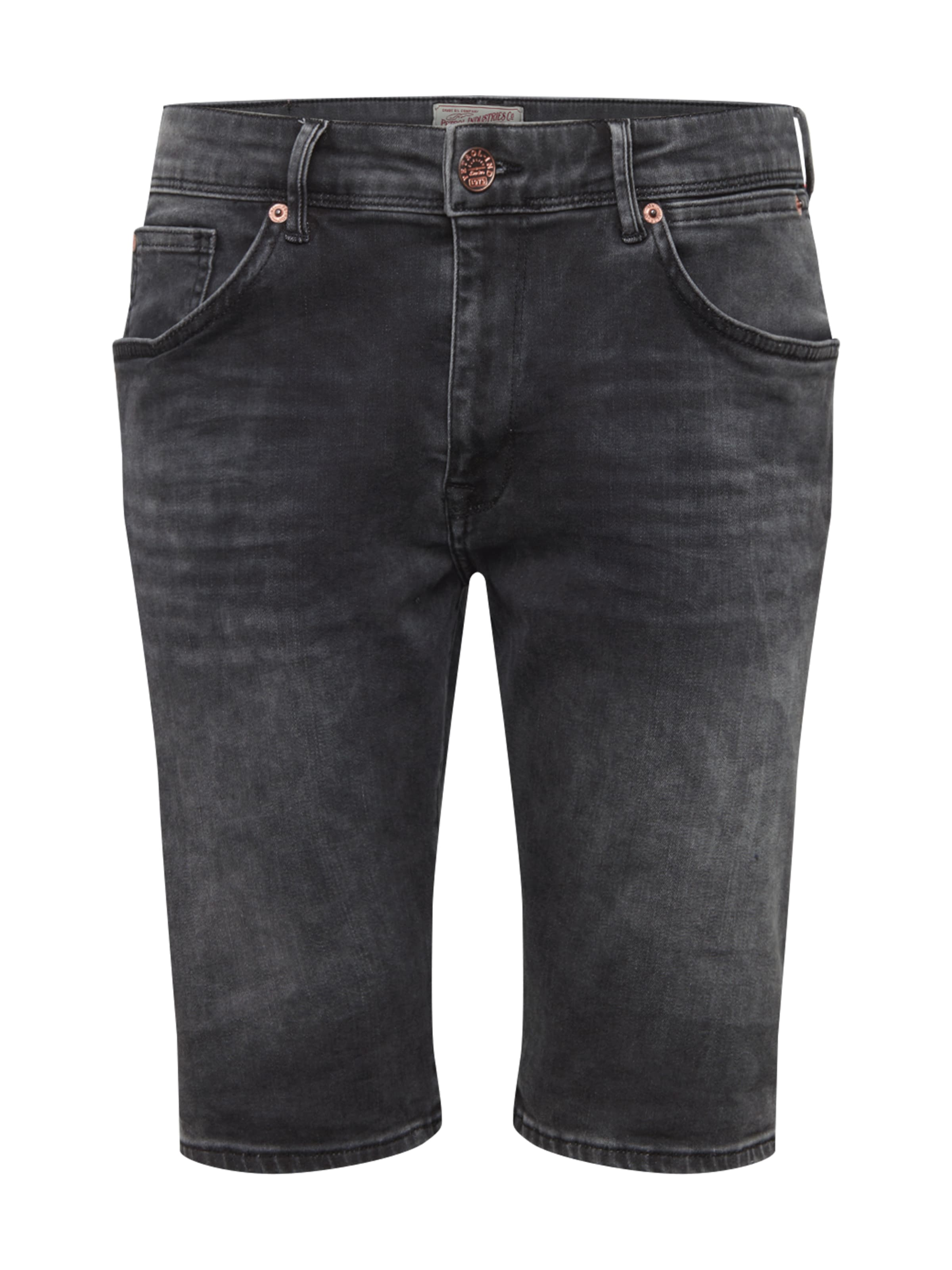 Industries Jeans In Denim Petrol 'seaham' Black pSVUzqGM
