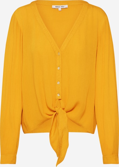ABOUT YOU Blouse 'Dylane' in Mustard, Item view