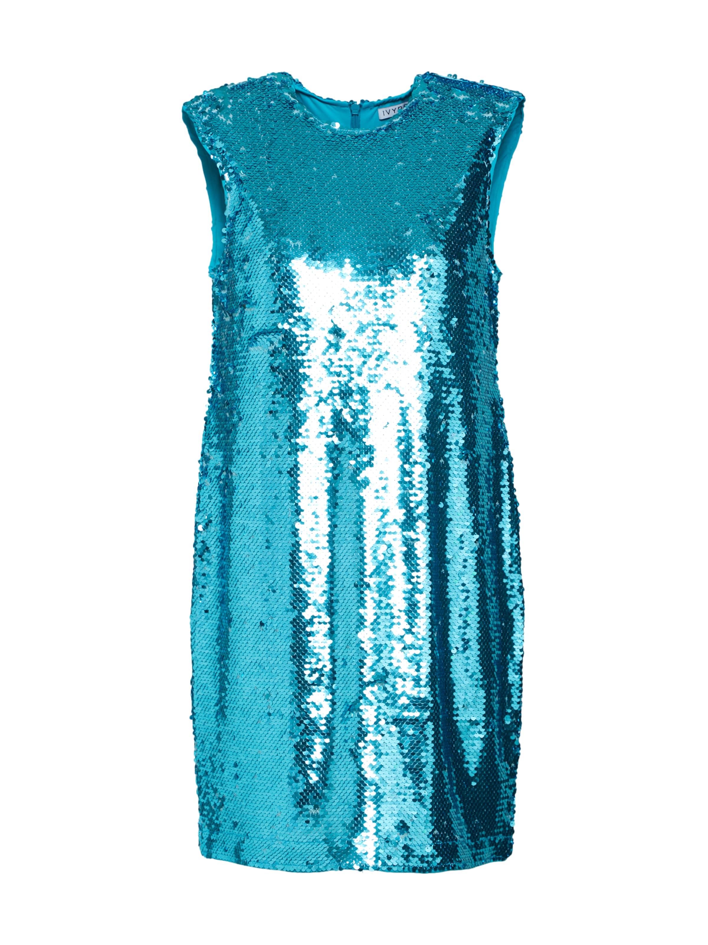 Dress' Robe 'sequin En Bleu Ivyrevel Cocktail Mini De Clair 7TUW6X